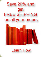 Free Shipping and 20% off