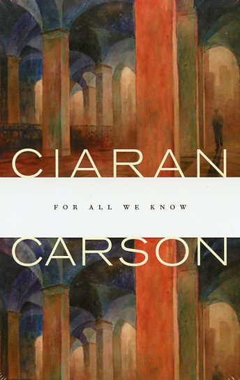 Carson | For All We Know