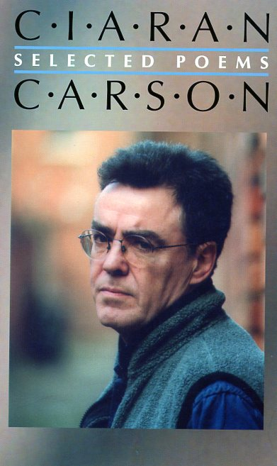 Carson Selected Poems