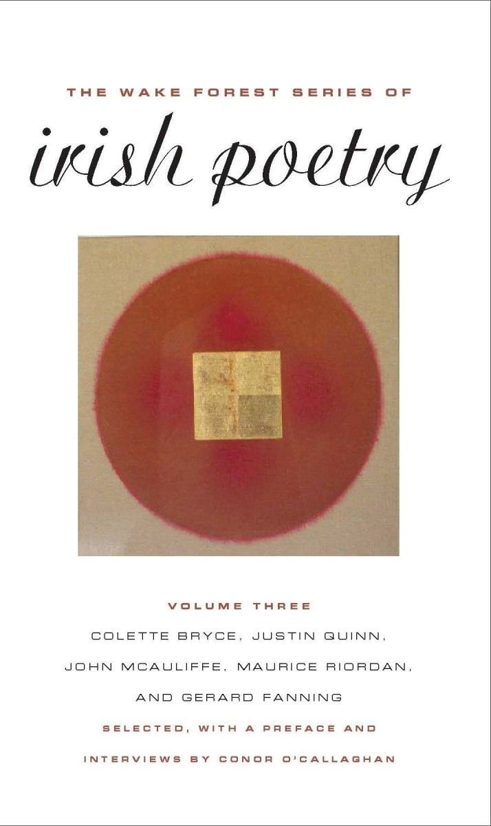 The Wake Forest Series of Irish Poetry, Volume III