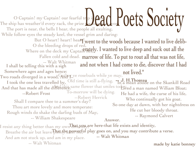 """Poetry in Pop Culture: """"poems change people's understanding of what's going on in the world"""""""