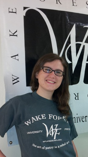 WFU Press t-shirt in Willow