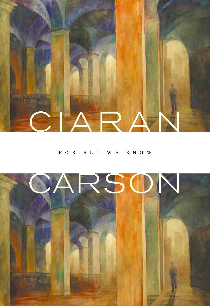 "Poem of the Week: ""Proposal"" by Ciaran Carson"