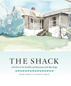 The secret is out… Announcing our latest book, The Shack.
