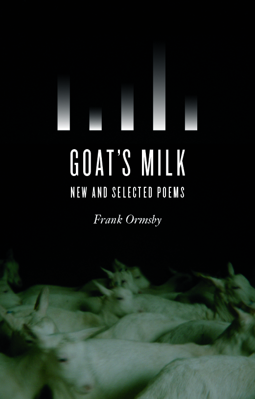 """Helen"" by Frank Ormsby from GOAT'S MILK"