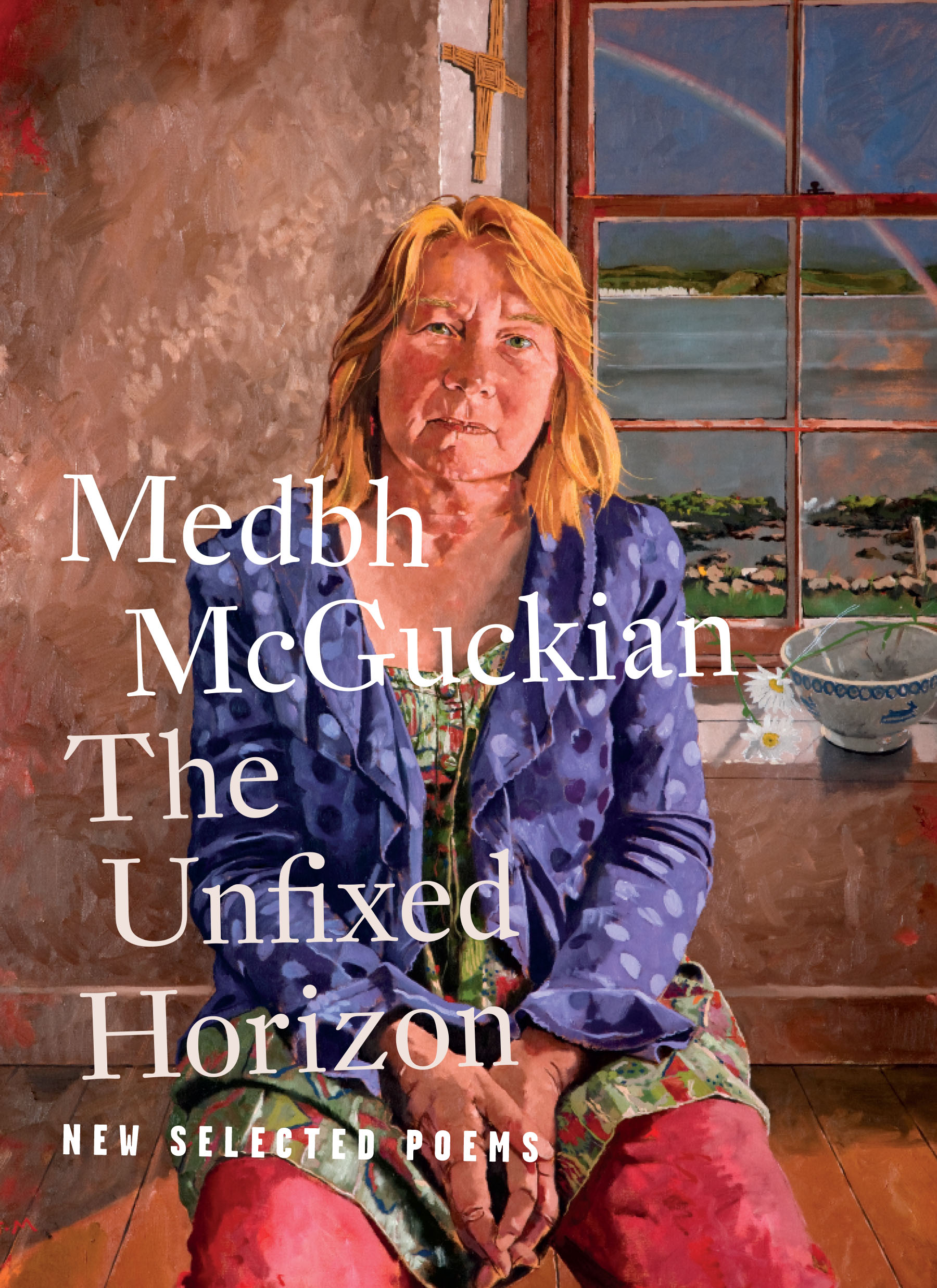 """Where language fades into cries or whispers"": An Interview with Medbh McGuckian"