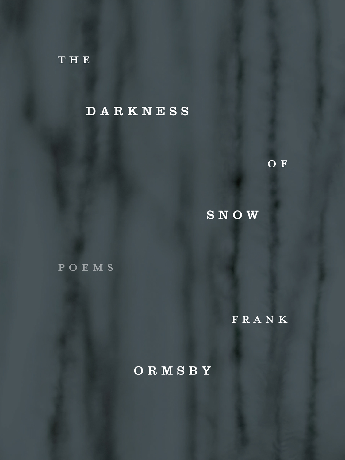 The Darkness of Snow book cover