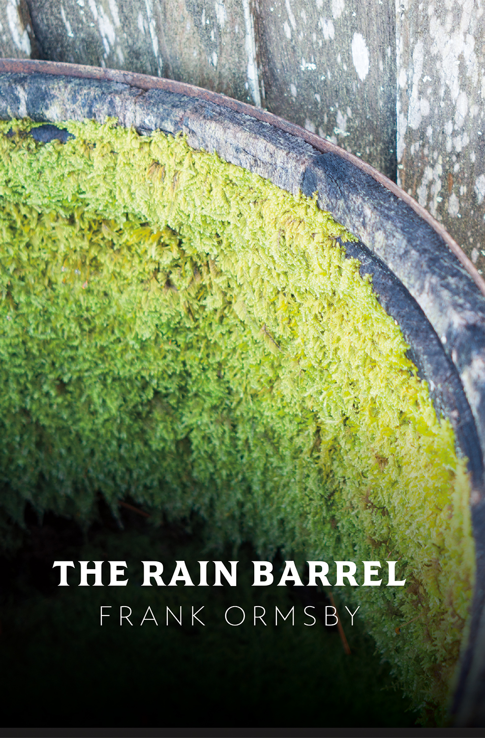 The Rain Barrel by Frank Ormsby